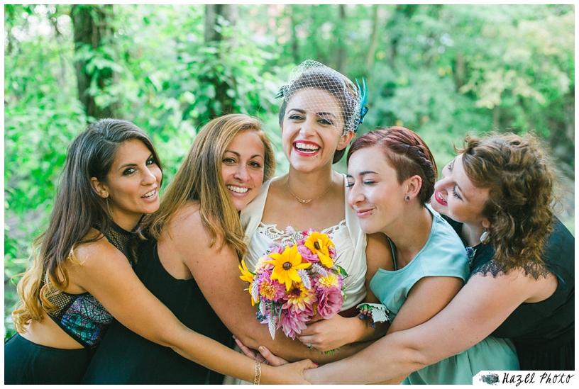 Queer wedding san francisco LGBT Oakland wedding