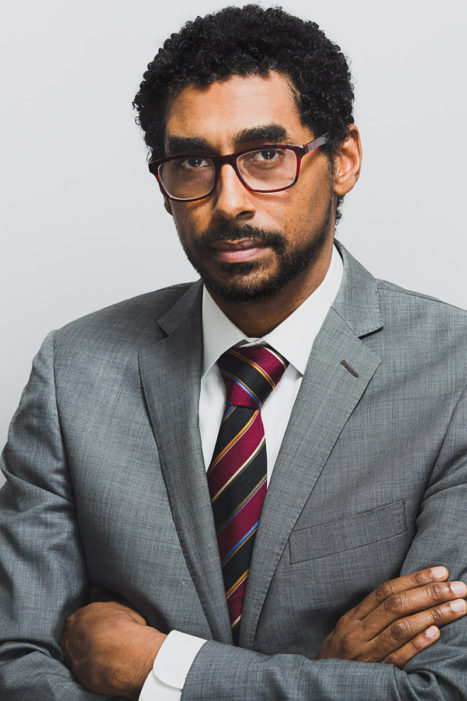 Lawyer San Francisco Professional Headshots - Hazel Photo