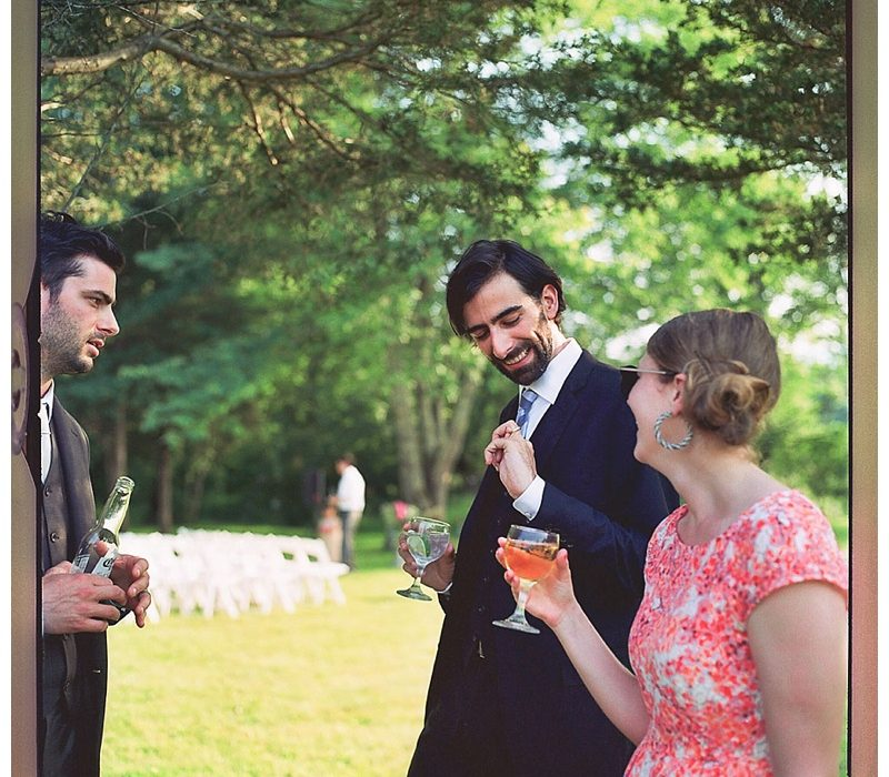 Boston film wedding photographer