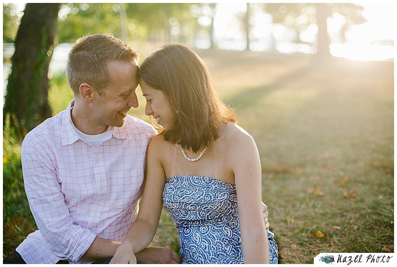 Charles River Engagement photos hazelphoto