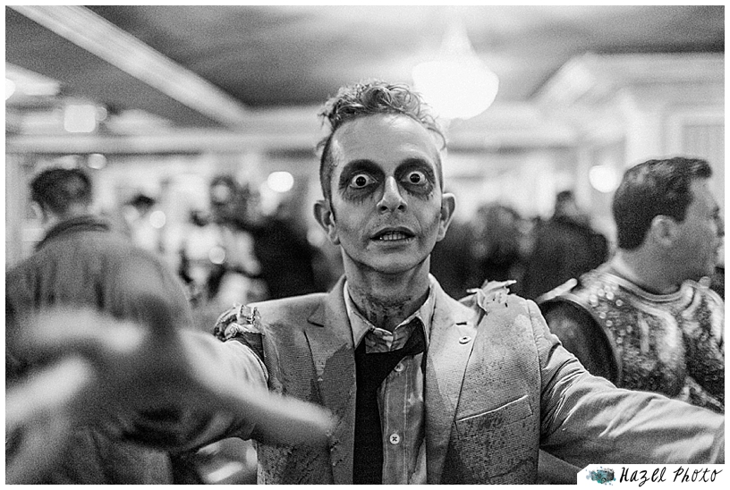 Zombie Wedding San Francisco
