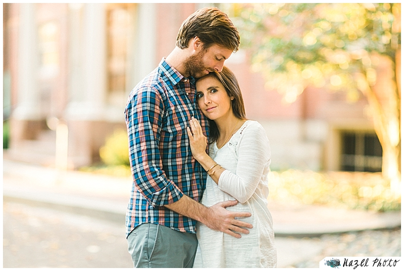 Beacon Hill Maternity photos Boston