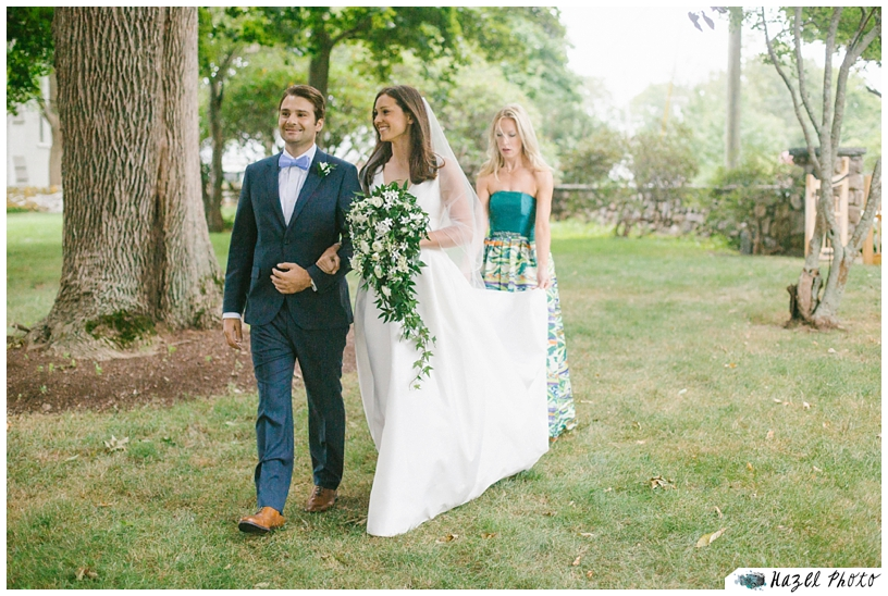Seacoast Wedding New England Fuller Gardens