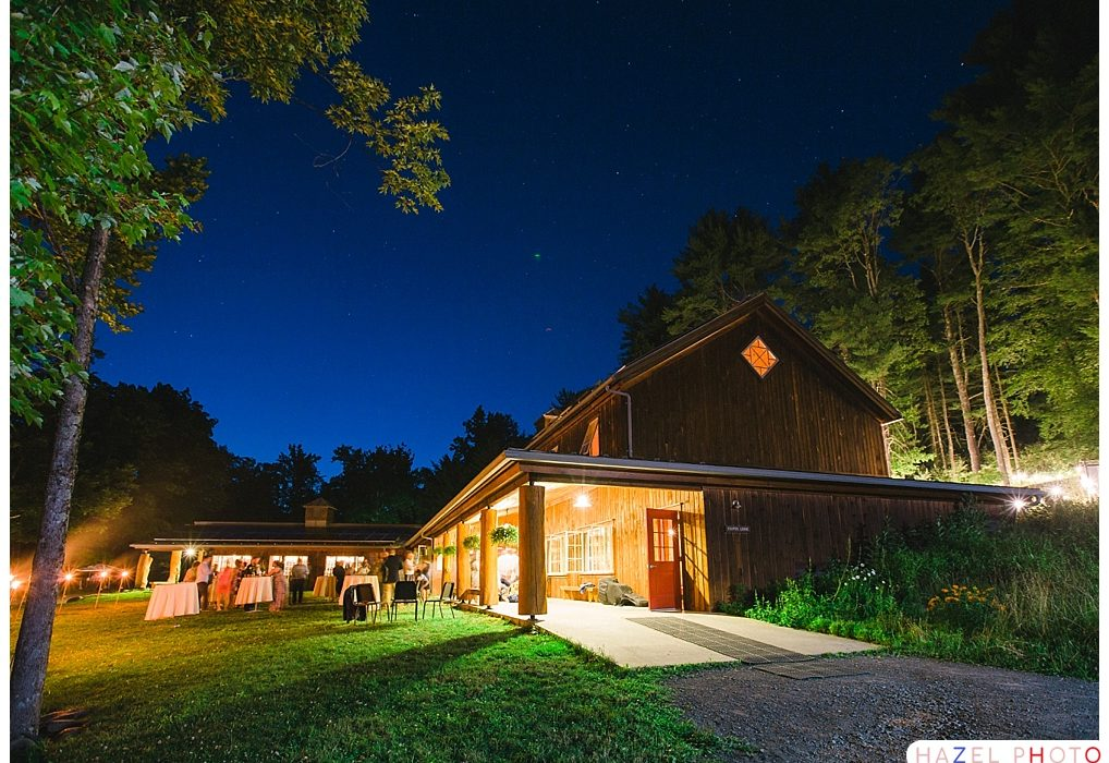 Ashokan Center Wedding in Olivebridge New York