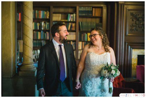 Berkeley City Club Wedding Hazel Photo