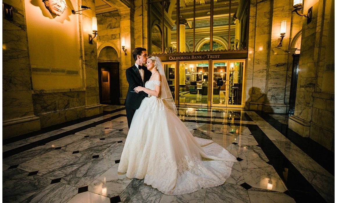 Julia Morgan Balroom Wedding Hazelphoto