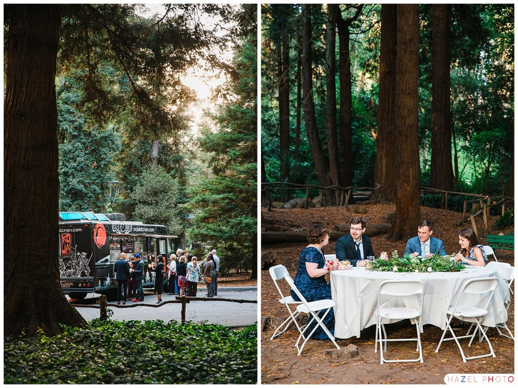 Koja korean tacos food truck wedding