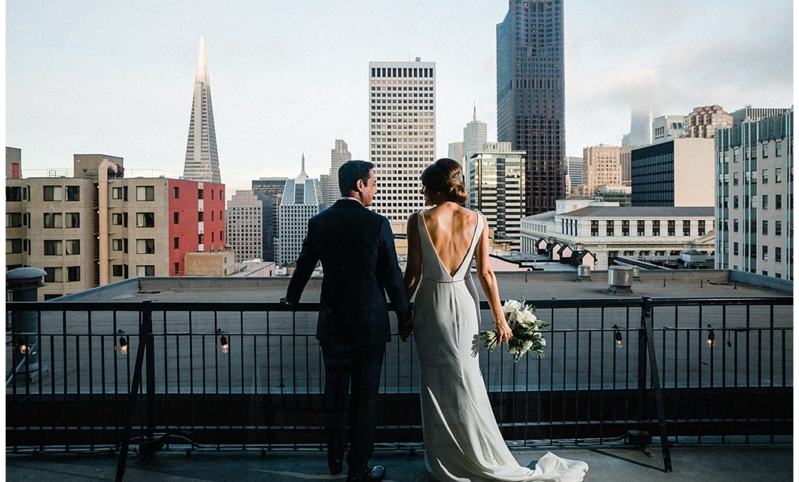 University Club San Francisco Wedding Photographer