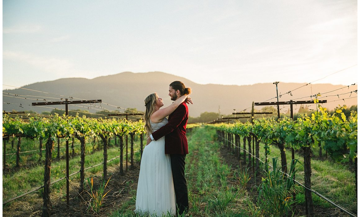 Round Pond Estate Wedding Napa Valley