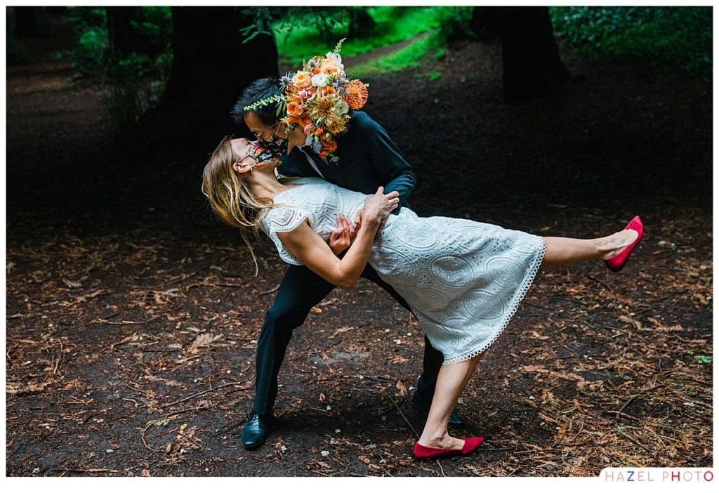 Covid Wedding San Francisco Bay Area
